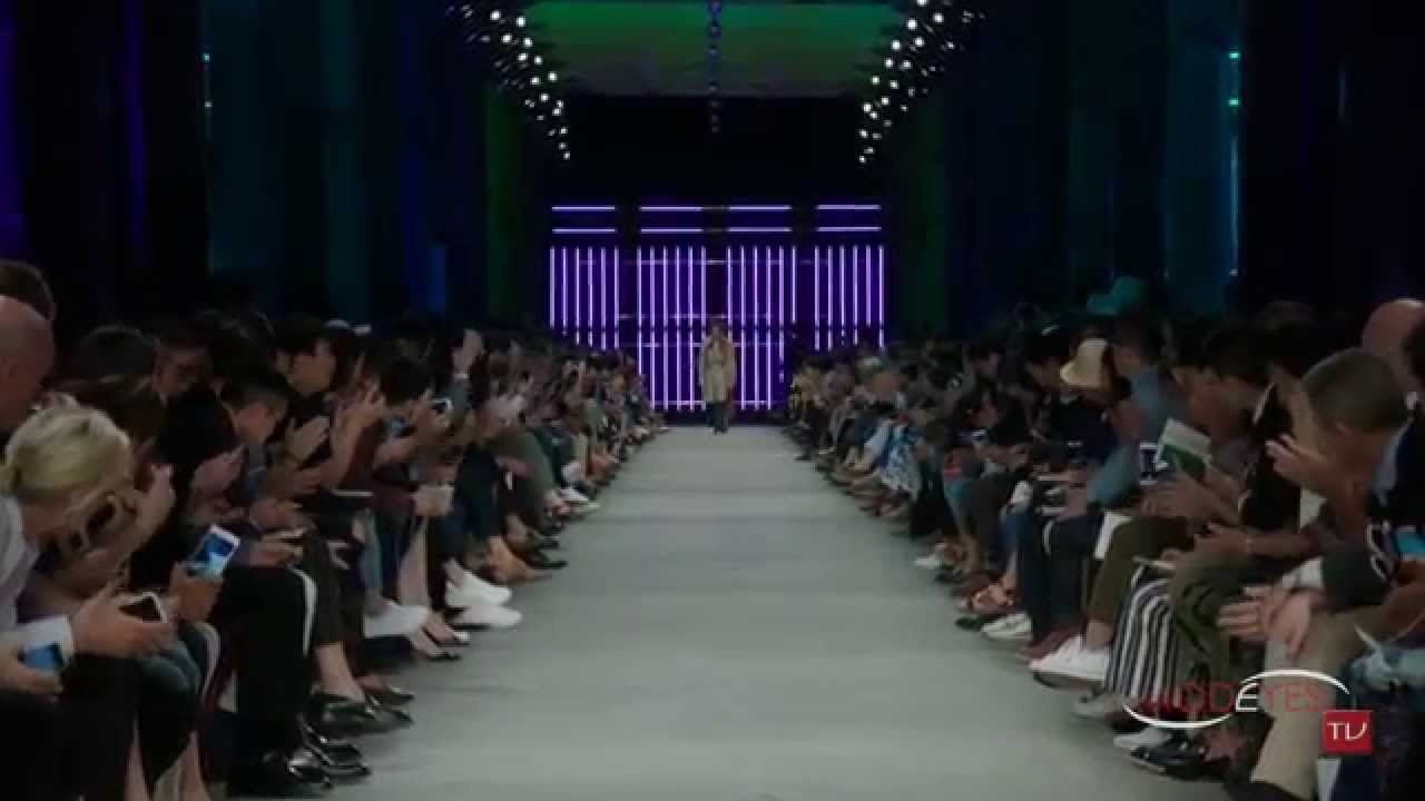 GUCCI SPRING SUMMER 2016 MEN FASHION SHOW - HD