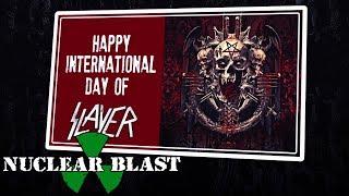 International Day of SLAYER (6-6-18)