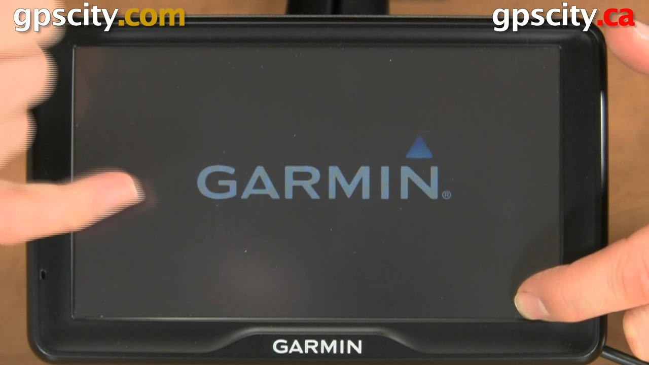 Tutorial - How to do a Hard Reset on a Garmin Dezl 760 Trucking GPS