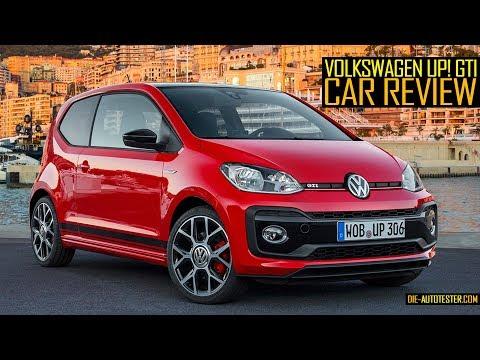 Test: 2018 Volkswagen up! GTI Fahrbericht (Deutsch / German)