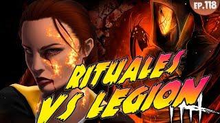 😅 LIO POR LOS RITUALES 😱 DEAD BY DAYLIGHT GAMEPLAY ESPAÑOL | DBD PC XBOX PS4 |