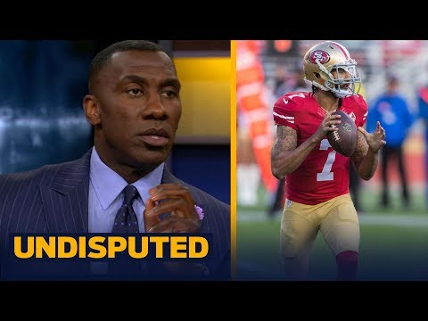 Titans decide not to sign Colin Kaepernick - Shannon Sharpe and Skip Bayless react | UNDISPUTED