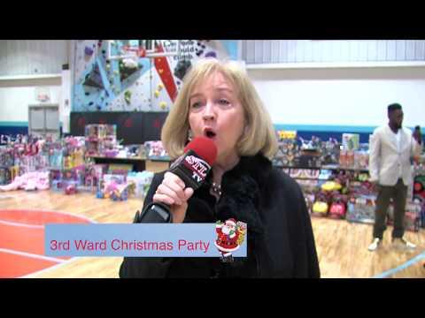 3rd Ward Christmas Party