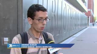 Education : premiers pas des étudiants étrangers à l'UVSQ
