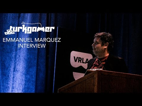 Interview with Emmanuel Marquez from Starbreeze Studios at VRLA Expo
