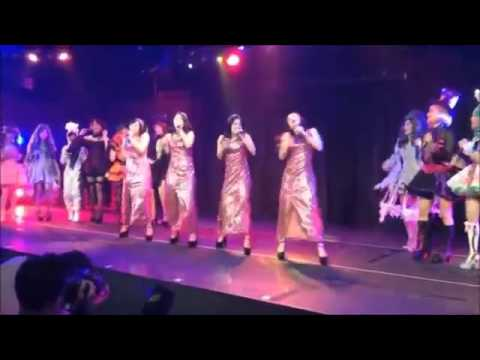 JKT48 Halloween Night dangdut Version [fancam]