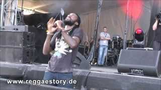 Junior Kelly - Hungry Days + Love So Nice + Believe In Yourself - Summerjam 2013 - 4/4
