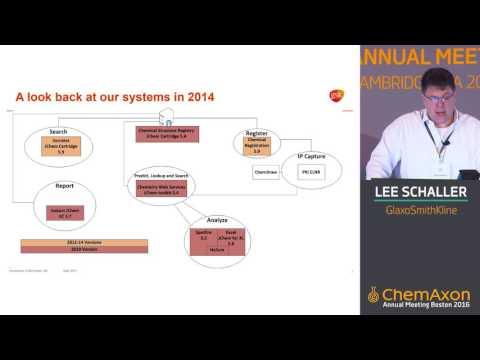 Lee Schaller (GlaxoSmithKline): Challenges in Updating an Enterprise Environment