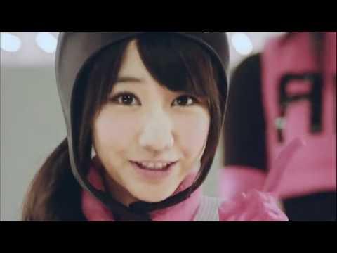アリさんマークの引越社 AKB48 CM