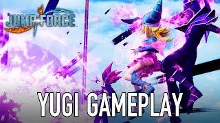 JUMP Force - PS4/XB1/PC - Yugi Gameplay