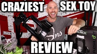 Craziest Sex Toy Review