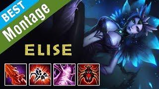 Elise Montage - Best Elise Jungle S7 - League of Legends