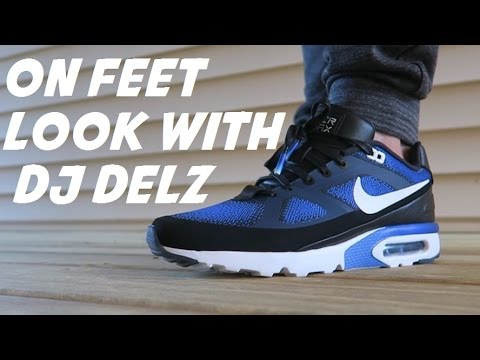 best website a2b6d 794ce Nike Air Max Ultra Mark Parker HTM Sneaker On Foot + Sizing Review