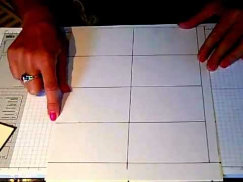 Simply Simple Flash Cards By Connie Stewart Youtube