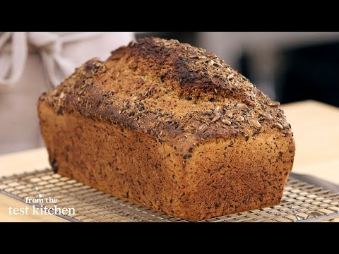 Homemade Seeded Quick Bread Recipe - From the Test Kitchen