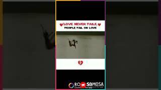 ❤Love never fails❤  people fail on love💔💔