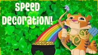 Animal Jam Speed Decoration:
