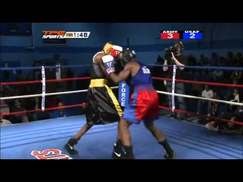 Armed Forcing Boxing 2011 165 Lb Weight Class