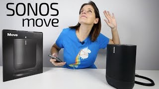 Sonos Move -música en MOVIMIENTO-