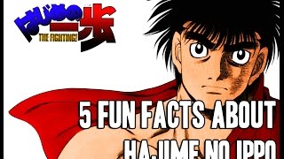 5 Fun Things You Didnt Know About Hajime No Ippo Fighting Spirit