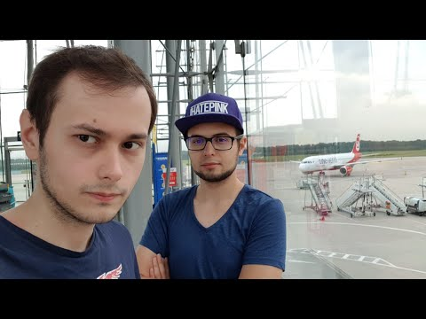 Mini-Vlog! MAX si PINK in GERMANIA!