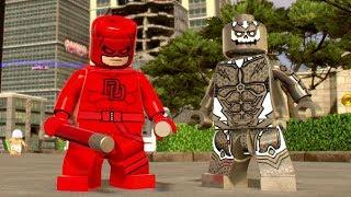 LEGO Marvel Super Heroes 2 - Aerial Avenger Challenge (All 10 Rings of Birds)