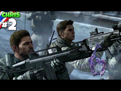 Resident Evil 6: Chris #2 อดีตที่บอบช้ำ