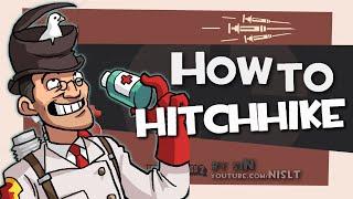 TF2: How to Hitchhike [FUN]