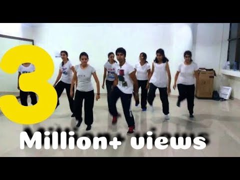 1234 get on the Dance floor chennai expressDance   kunal More  Shahrukh khan