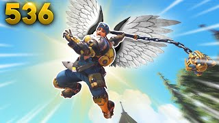 I Believe Brig Can Fly..!! | Overwatch Daily Moments Ep.536 (Funny and Random Moments)