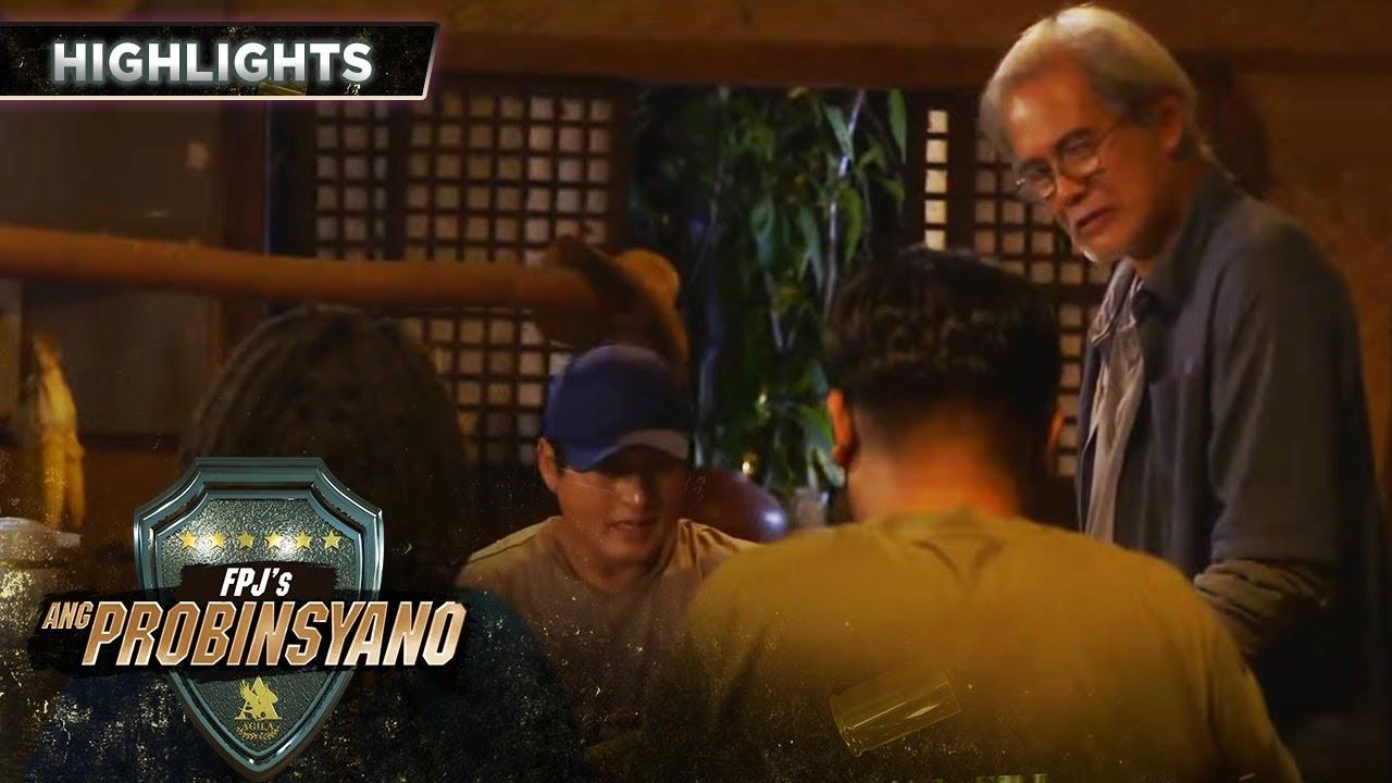 Oscar Ambo and Elizabeth try to know Donato  FPJs Ang Probinsyano