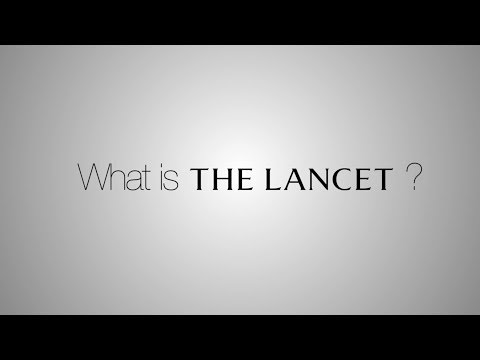 What is The Lancet?