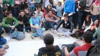 Magic in AUC - Moustapha Berjaoui سحر في الجامعة الأمريكية - مصطفى برجاوي Thumbnail