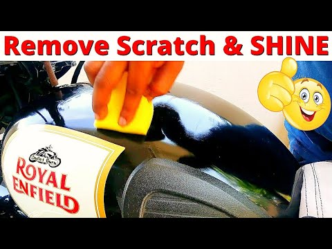 Remove Scratch Quick Shine In Glossy For All Vehicles