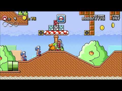 Repeat Super Mario Bros 2 - Super Mario Remaker by Mario Making Mods