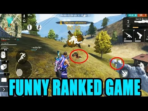Ranked Funny Game play | Ranked tips and tricks | Telugu gaming zone