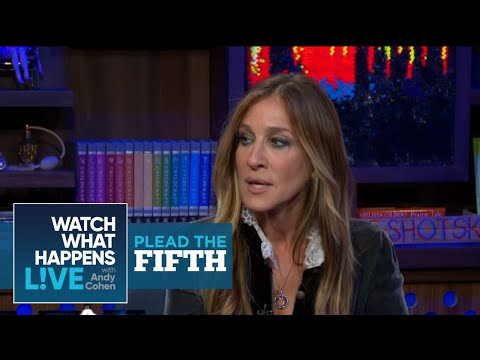 Will Sarah Jessica Parker Plead The Fifth Again?  Plead the Fifth  WWHL