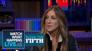 Will Sarah Jessica Parker Plead The Fifth Again? | Plead the Fifth | WWHL