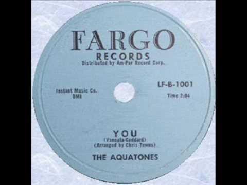 AQUATONES * You * Apr '58