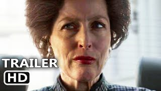 THE CROWN Season 4 Trailer (2020) Gillian Anderson, Helena Bonham Carter