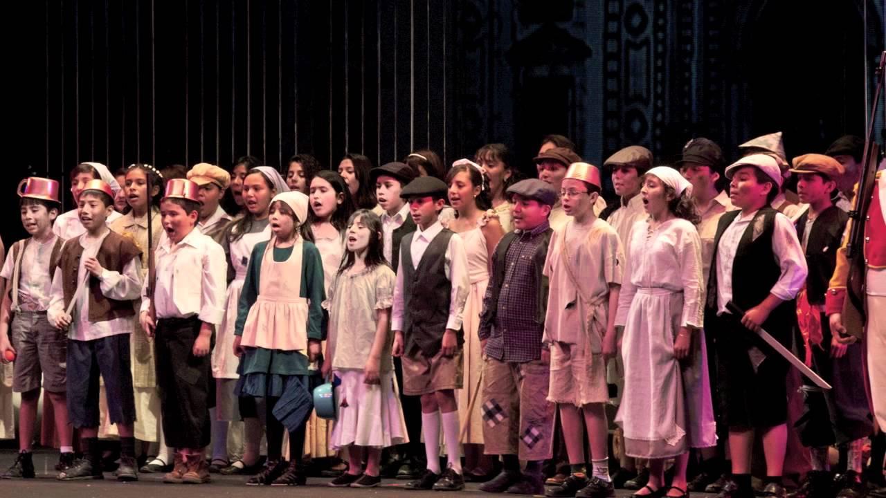 Coro y orquesta infantil del conservatorio de m sica de for Conservatorio de musica
