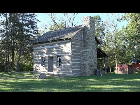 Goshen  Township  Historical  Society,  Cook  Cabin
