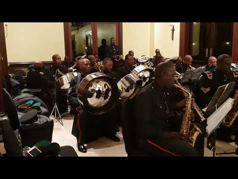 Royal Police Force of Antigua and Barbuda 50th anniversary of Police Week
