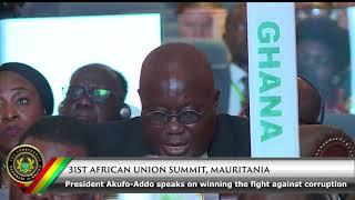 31st African Union Summit in Mauritania