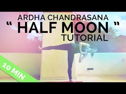 How to do Ardha Chandrasana