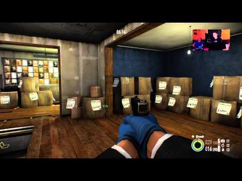 TJBGAMING - PayDay 2 Crimewave edition. PlayStation 4 Livestream from Sweden Twitch Trophy Guide