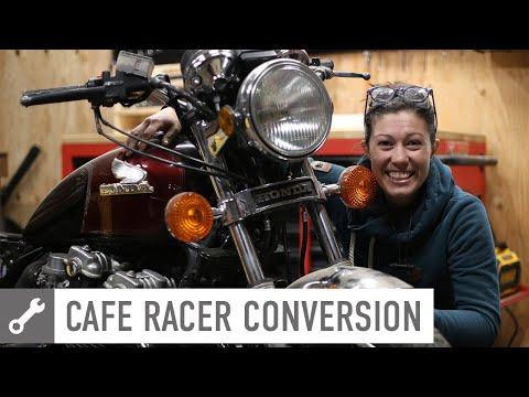 Honda CB900C Cafe