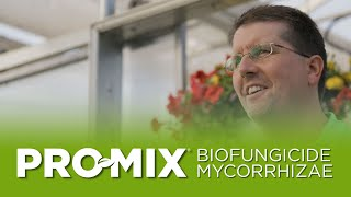 PRO-MIX Growing Media Active Ingredients: BIOFUNGICIDE + MYCORRHIZAE