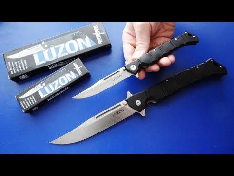 Нож для Реальных Мужиков! Cold Steel Luzon!