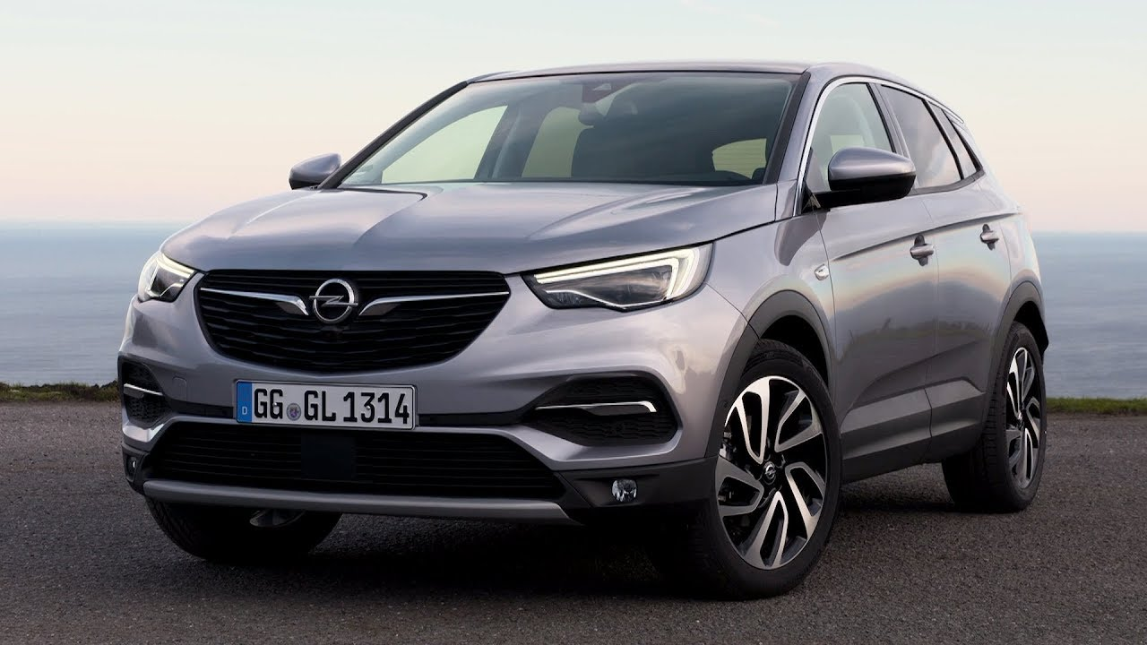 2018 opel grandland x ultimate quarz silver youtube. Black Bedroom Furniture Sets. Home Design Ideas